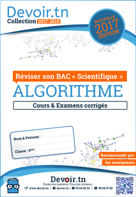 ALGORITHME – BAC Scientifique