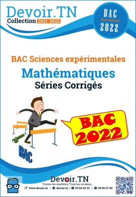 Séries corrigés Mathématiques BAC-Sciences