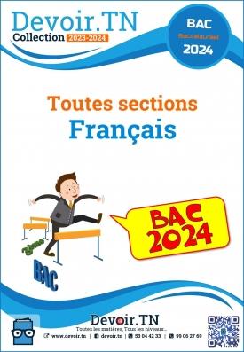Français au Bac — Toutes sections