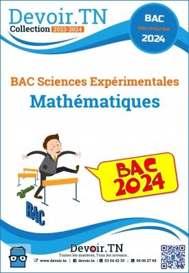 Mathématiques—Plus de 30 Devoirs corrigés—BAC Sc.Expérimentales