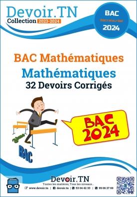 Mathématiques —32 Devoirs Corrigés—Bac Math 2019—2020