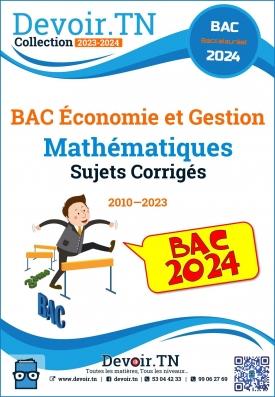 Mathématiques—Sujets Corrigés 2008—2019